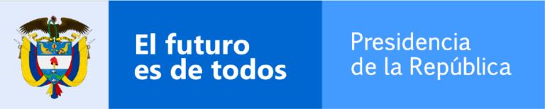 logo presidencia de la republica de colombia