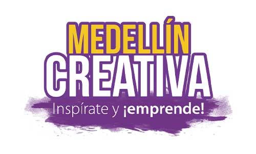 logo medellin creativa